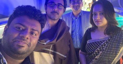 """ঈদুল আযহার টেলিফিল্ম """"কেন""""তে এবার নিশো"""