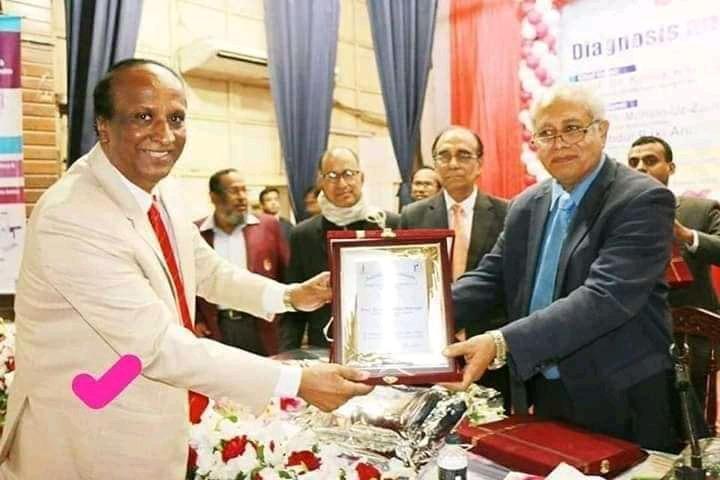 কুমিল্লার শিশু বিশেষজ্ঞ ডা: মান্নান করোনা আক্রান্ত