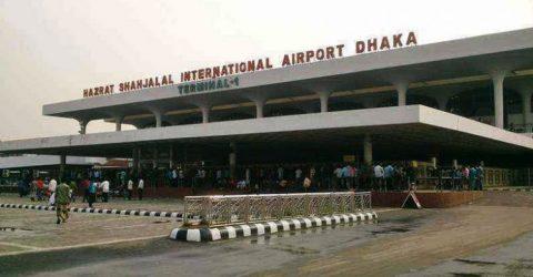 হযরত শাহজালাল আন্তর্জাতিক বিমানবন্দরের ৩১ নির্মাণকর্মী কোয়ারেন্টাইনে