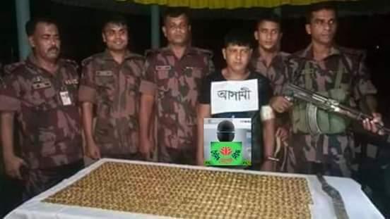 শার্শা সীমান্তে ৭২ কেজি স্বর্ণ উদ্ধার ঘটনায় ভারতীয় নাগরিকসহ ছয়জন জড়িত