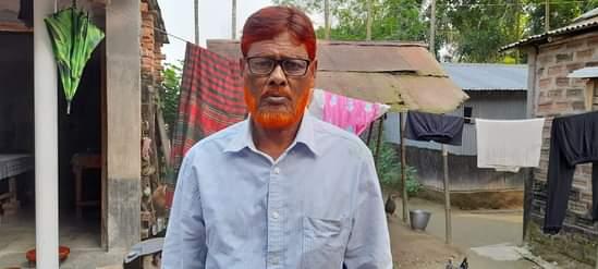 সাংবাদিক বাবুর বাবা অসুস্থ, দোয়া কামনা।