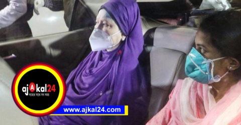 খালেদা জিয়াকে রাতে হাসপাতালে নেয়া হবে