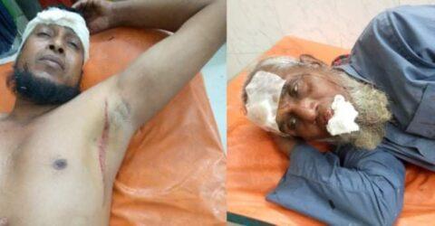 বড়াইগ্রাম মসজিদের ইমামতি নিয়ে দ্বন্দ্বে আহত ৮জন। নাটোর জেলা প্রতিনিধি।