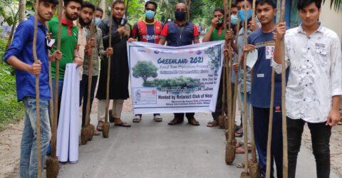 অভয়নগরে জোনাল বৃক্ষরোপণ কর্মসূচি : গ্রীনল্যান্ড হবে নওয়াপাড়া