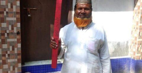 আ: রশিদের মৃত্যুতে তালা উপজেলা জাতীয় পার্টির শোক